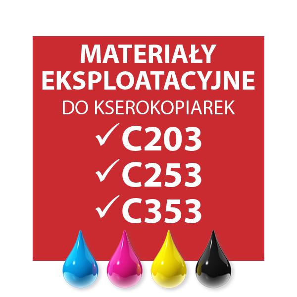 EKSPLOATACJA C203/C253/C353