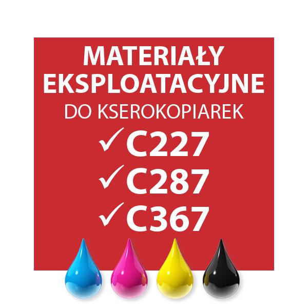 EKSPLOATACJA C227/C287/C367