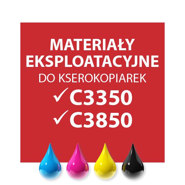 EKSPLOATACJA C3350/C3850