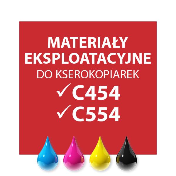 EKSPLOATACJA C454/C554